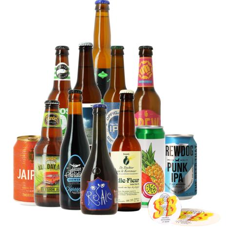 Saveur Bière Assortiments De Bière : Assortiment Ipa   Saveur Bière