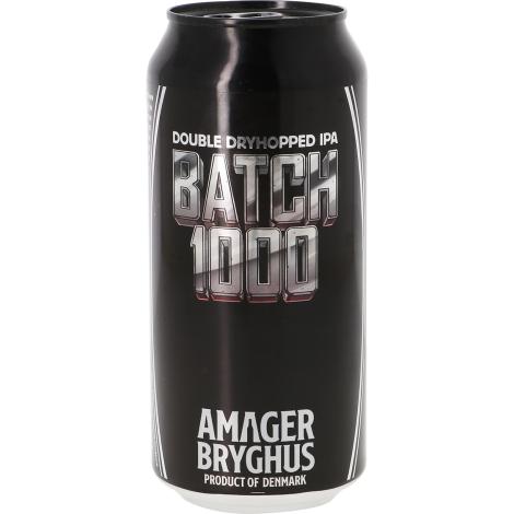 Amager Bryghus Amager Batch 1000 - Bouteilles De Bière 44 Cl - Amager Bryghus - Saveur Bière