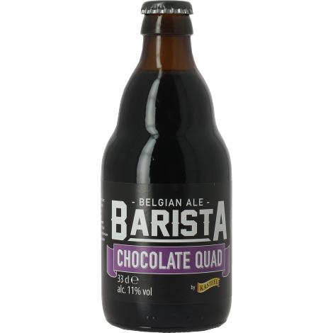 Brasserie Van Honsebrouck Barista Chocolate Quad - Bouteilles De Bière 33 Cl - Brasserie Van Honsebrouck - Saveur Bière