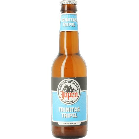 Jopen Trinitas Tripel - Bouteilles De Bière 33 Cl - Jopen - Saveur Bière