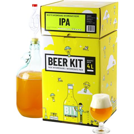 Saveur Bière Beer Kit Intermédiaire Bière Ipa   Saveur Bière
