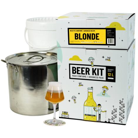 Saveur Bière Beer Kit Confirmé Bière Blonde   Saveur Bière