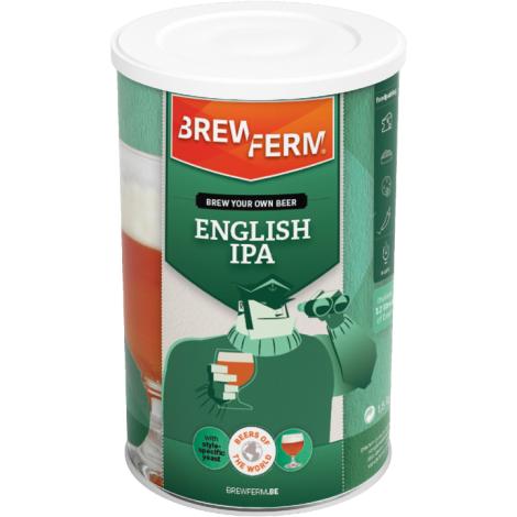 Brewferm Recette Bière English Ipa - Kit à Bière Brewferm English Ipa 12 L   Saveur Bière