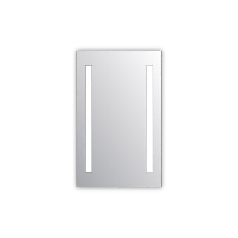 Thalassor Miroir salle de bain VISIO 40 cm rétroéclairage LED