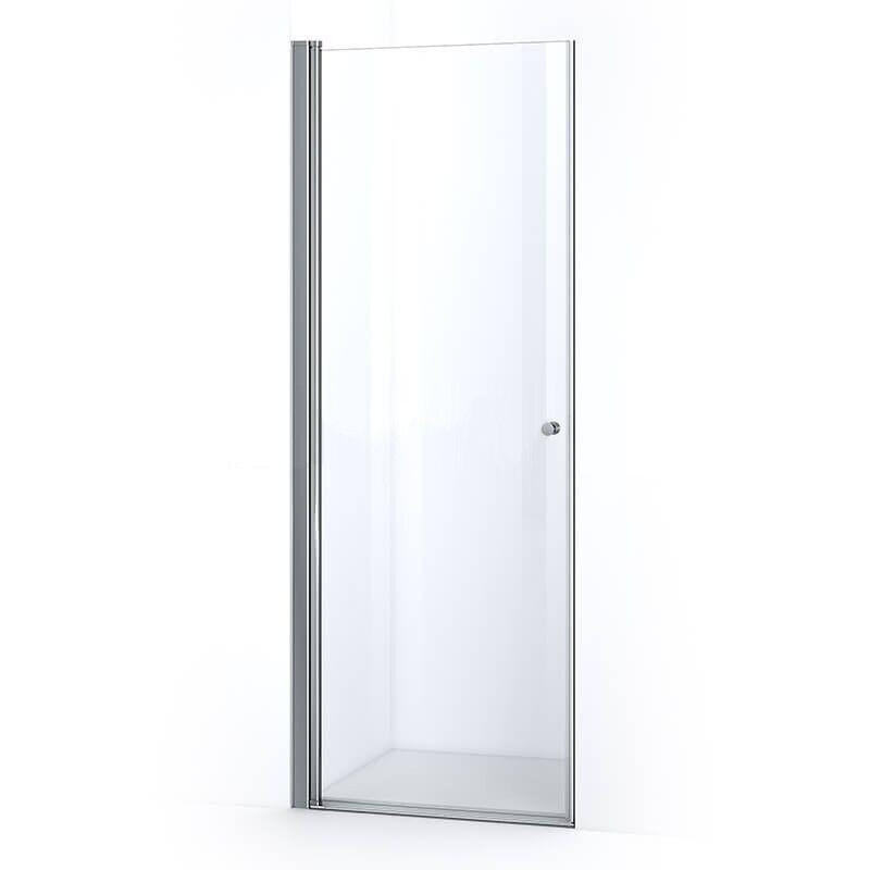 Thalassor Porte de douche 80 cm pivotante SINA verre Nanotech