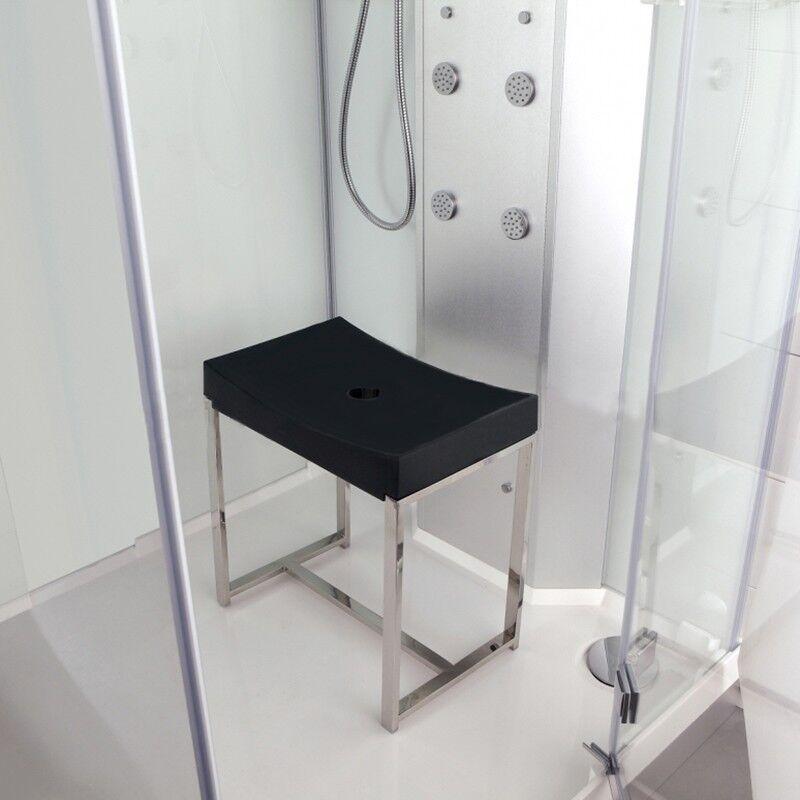 Thalassor Siège inox pour la douche