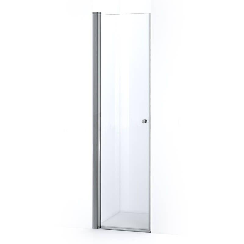 Thalassor Porte de douche 50 cm pivotante SINA verre Nanotech
