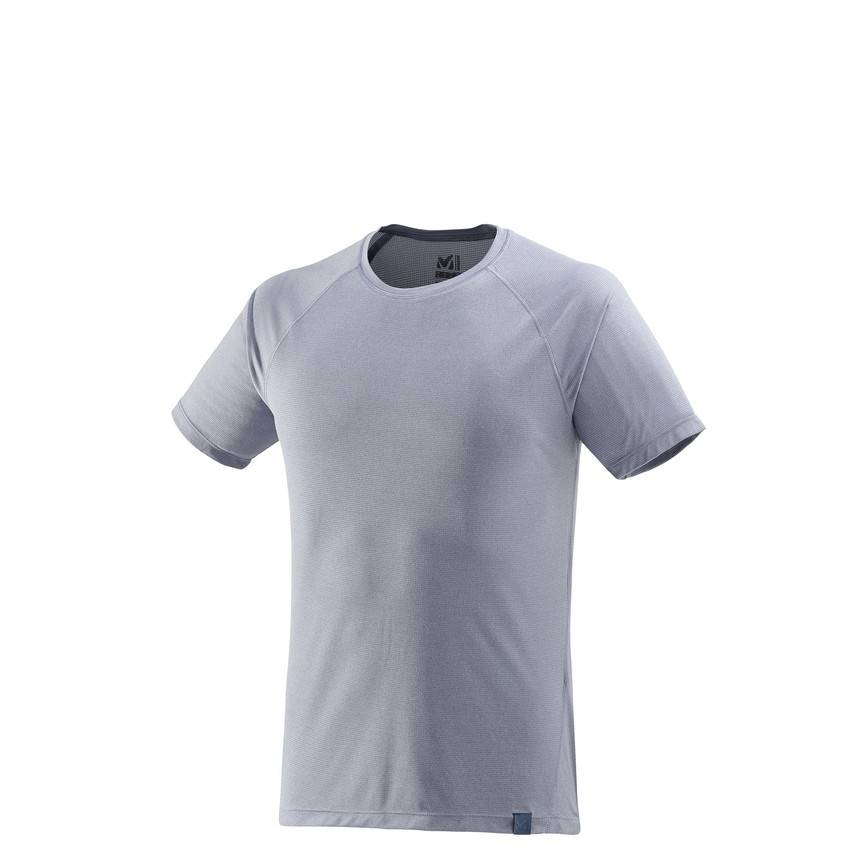 millet Tee Shirt Millet Manches Courtes Iseo Flint