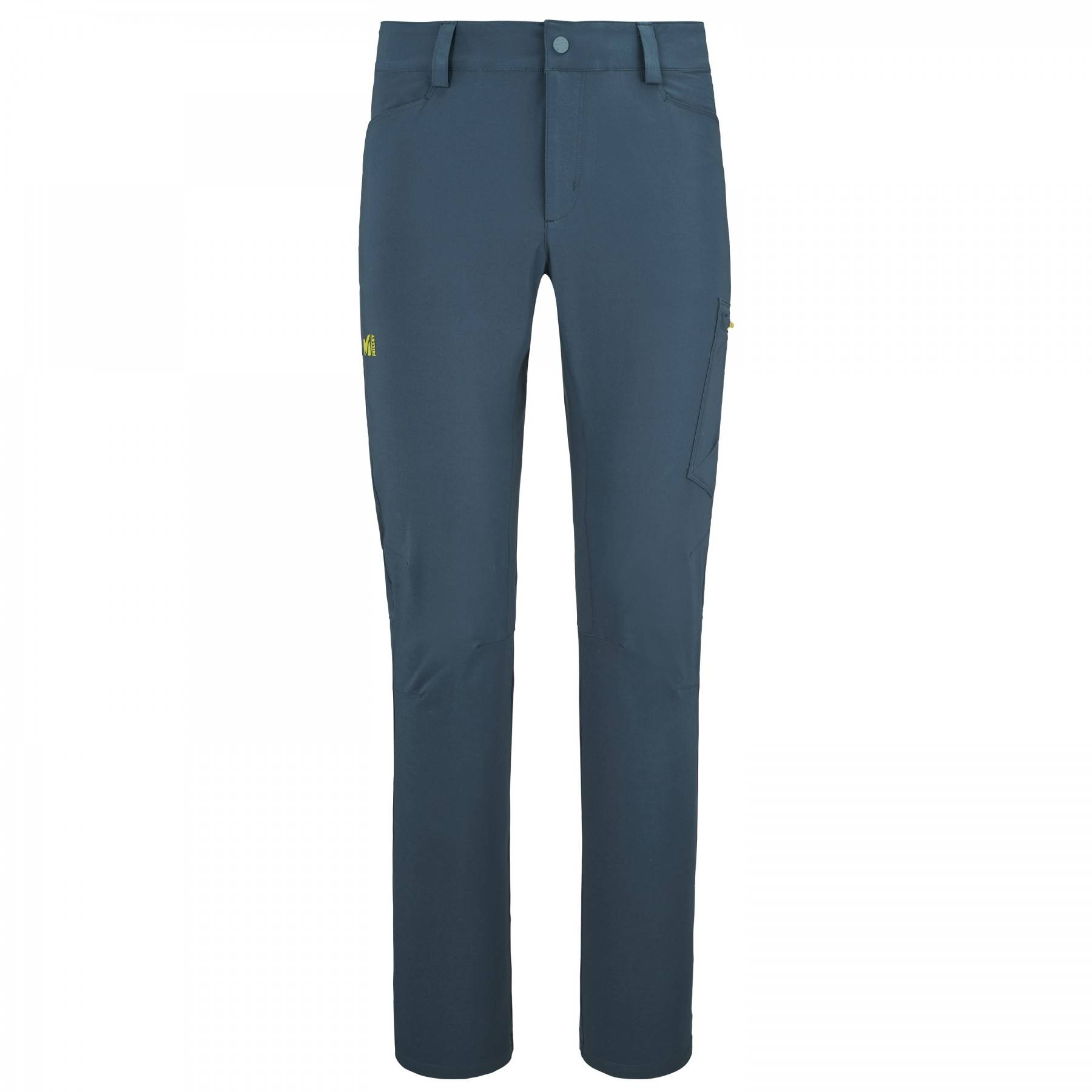 millet Pantalon Millet Wanaka Stretch Orion Blue/wild Lime Homme