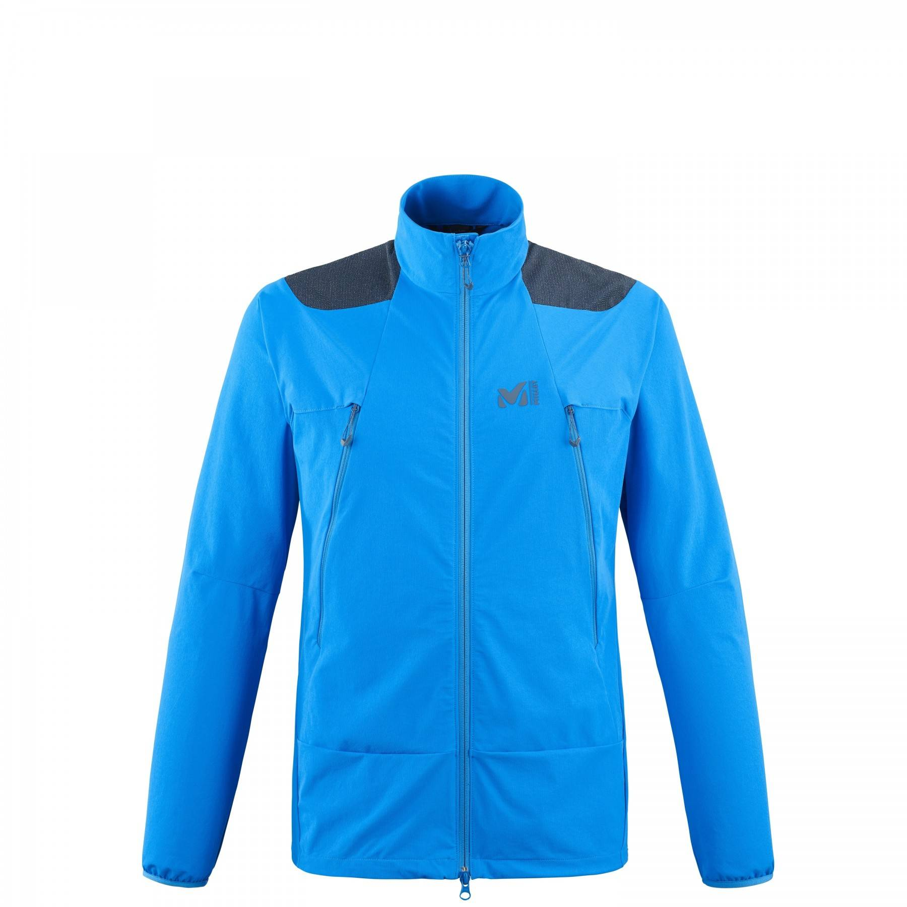 millet Softshell Millet K Absolute Xcs Jkt Electric Blue Homme