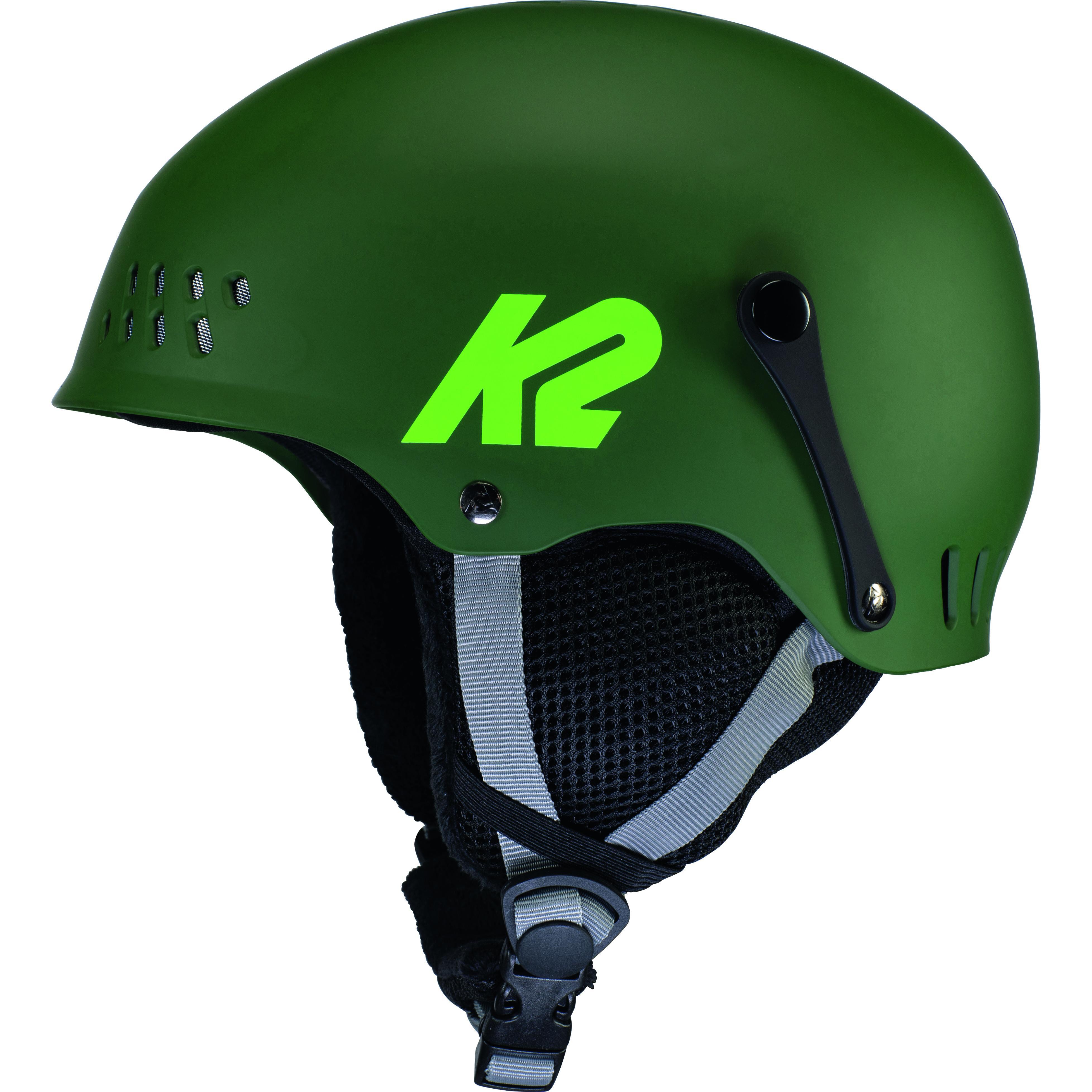 k2 Casque De Ski/snow K2 Entity Lizard Tail Garçon