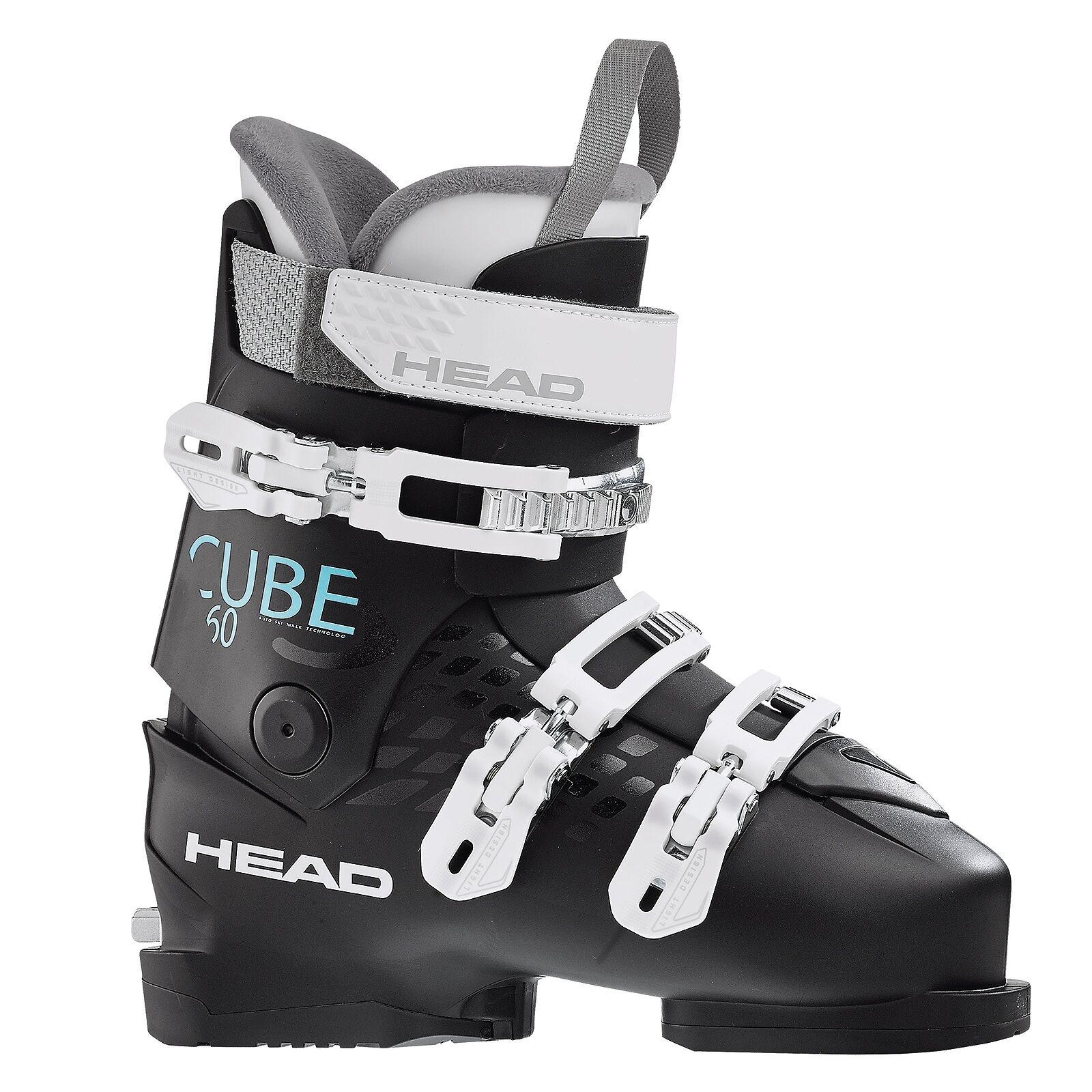 head Chaussures De Ski Head Cube 3 60 W Black
