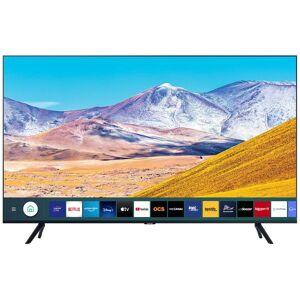 Samsung Tv Samsung Ue75tu8075 2020 - Publicité