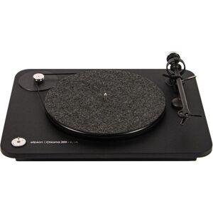 ELIPSON CHROMA 200 RIAA BT Noir - Publicité