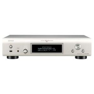 DENON DNP-800 NE Silver Premium - Publicité
