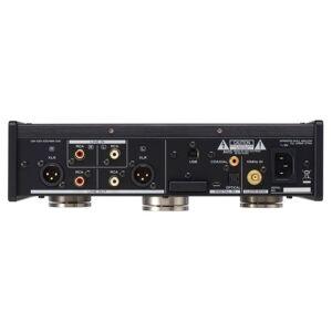 TEAC UD-505 Noir - Publicité