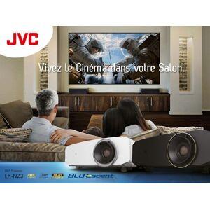 Jvc Vidéoprojecteur Jvc Lx-nz3 Blanc - Publicité