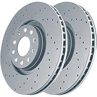 BREMBO Jeu de 2 disques de frein AUDI Q5 (09.B040.10)