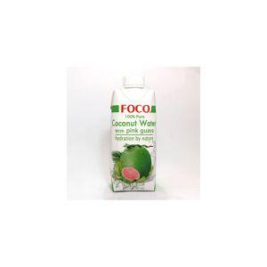 Asia Marché Eau de coco à la Goyave 33cl Foco - Publicité