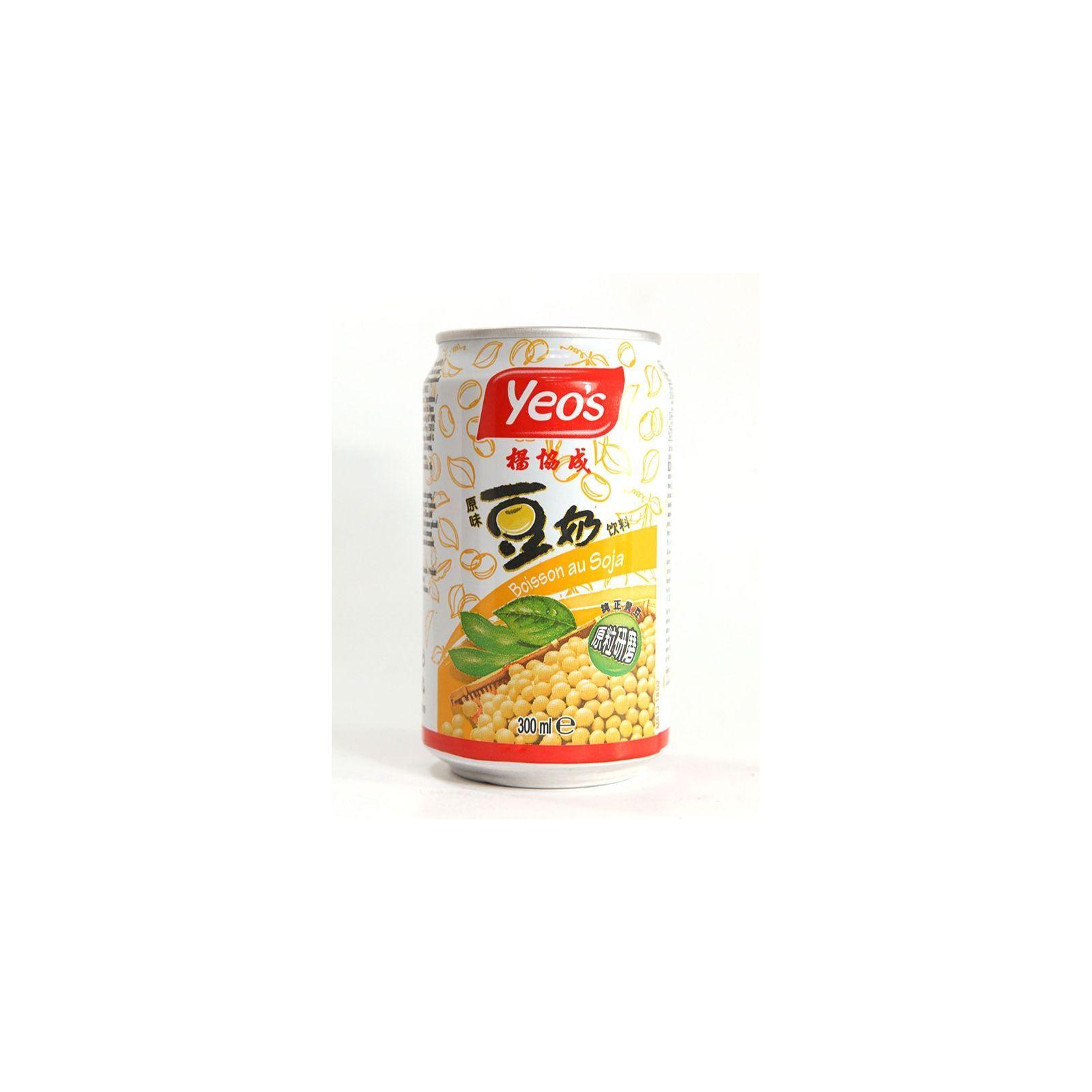 Asia Marché Lait de Soja 33cl Yeo's