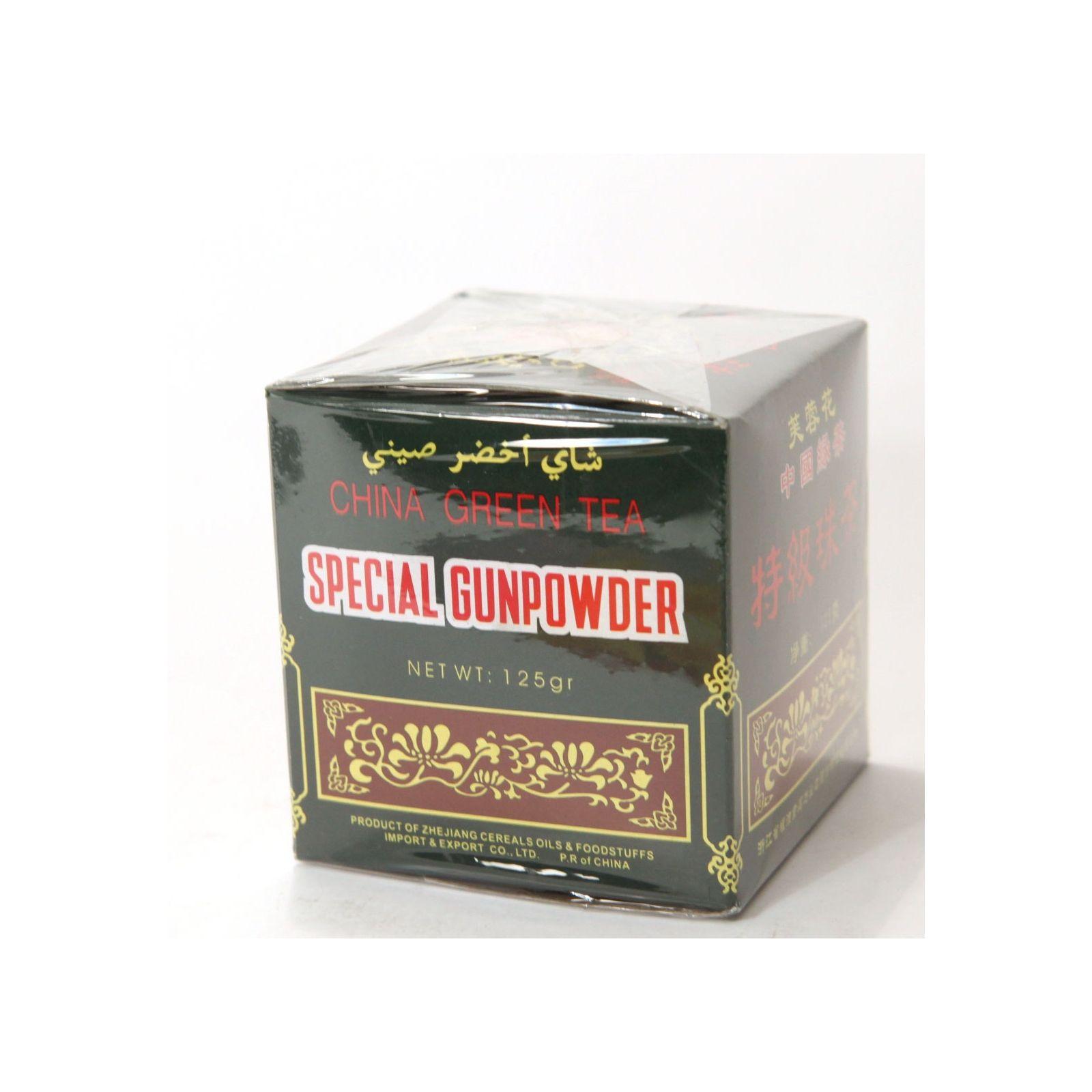 Asia Marché Thé vert Gunpowder 125g