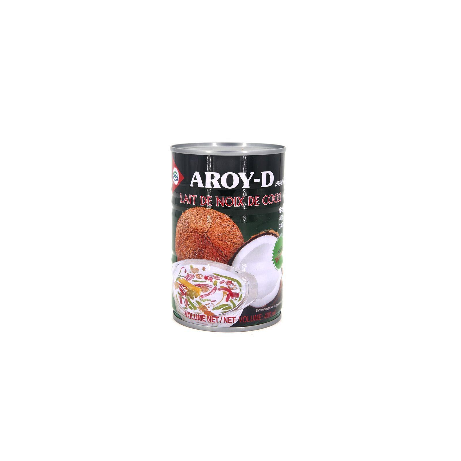 Asia Marché Lait de coco Desserts 400ml Aroy-D