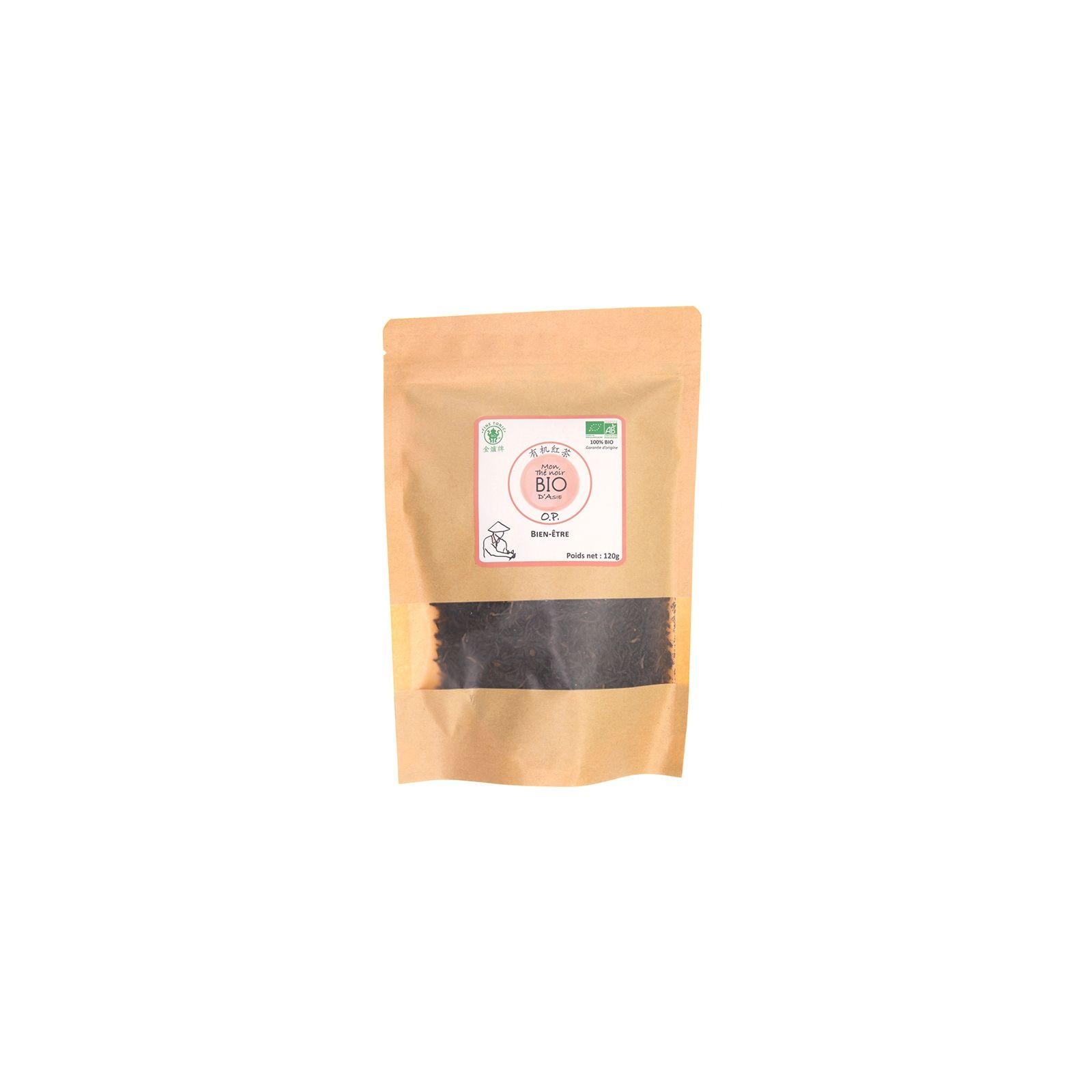 Asia Marché Thé noir BIO 120g en vrac Winhonco
