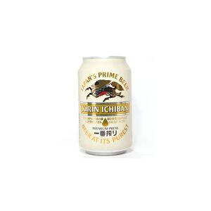 Asia Marché Bière Japonaise Kirin Ichiban 33cl canette (5°) - Publicité