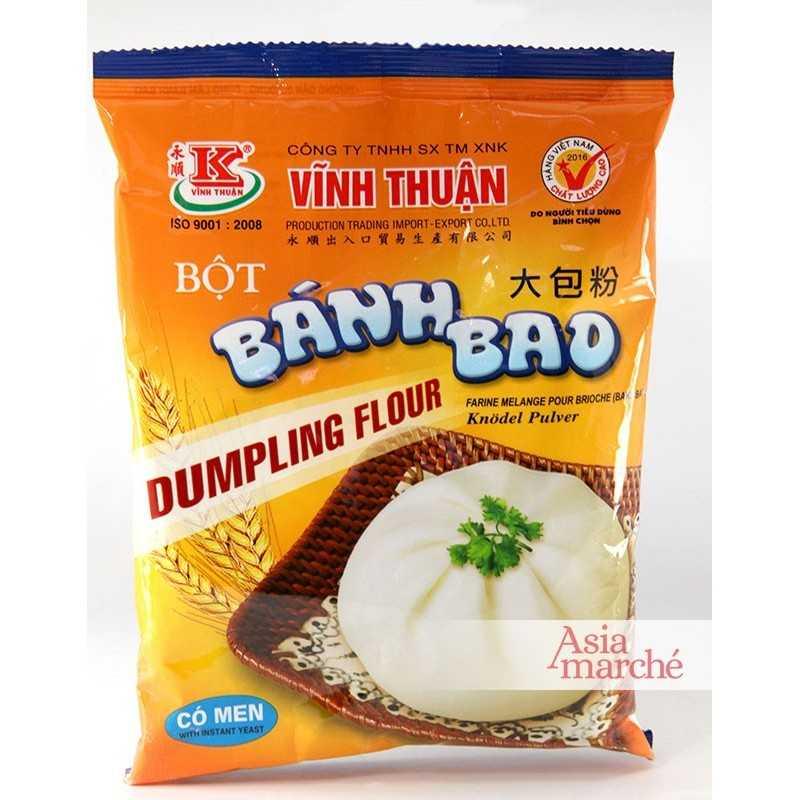 Asia Marché Farine pour brioches Banh Bao 400g