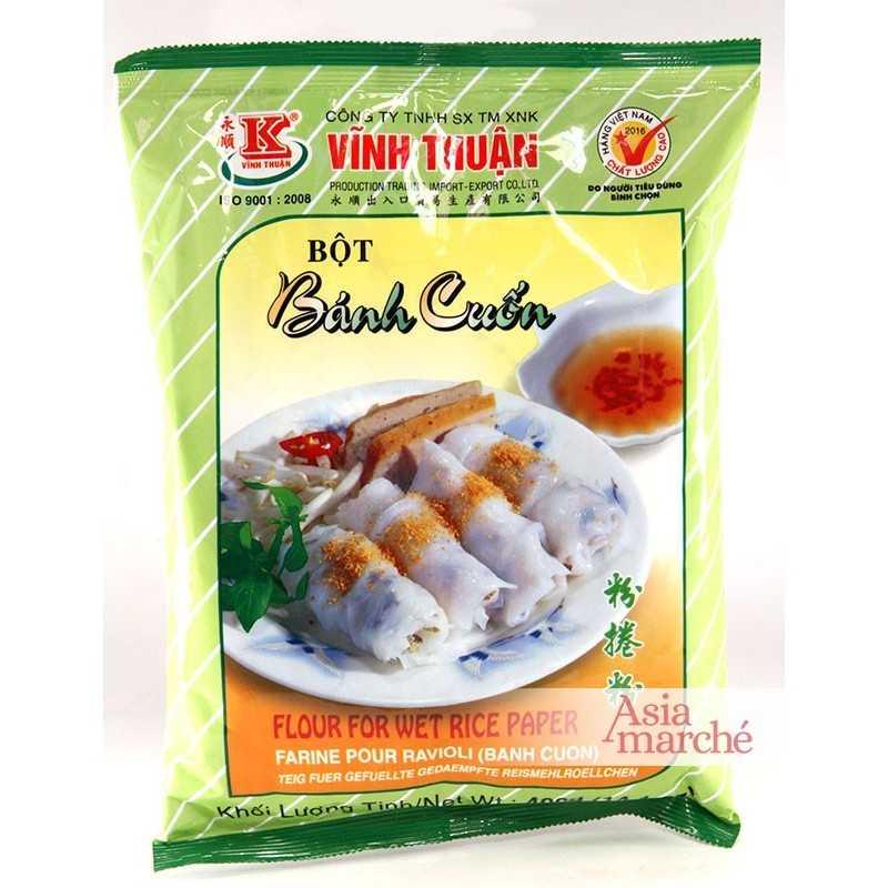 Asia Marché Farine pour Banh Cuon 400g