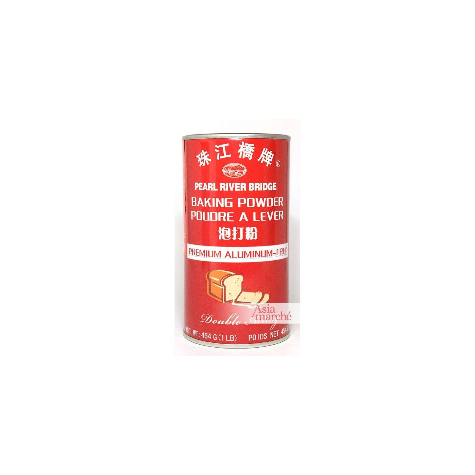 Asia Marché Baking Powder, Levure 454g Pearl River