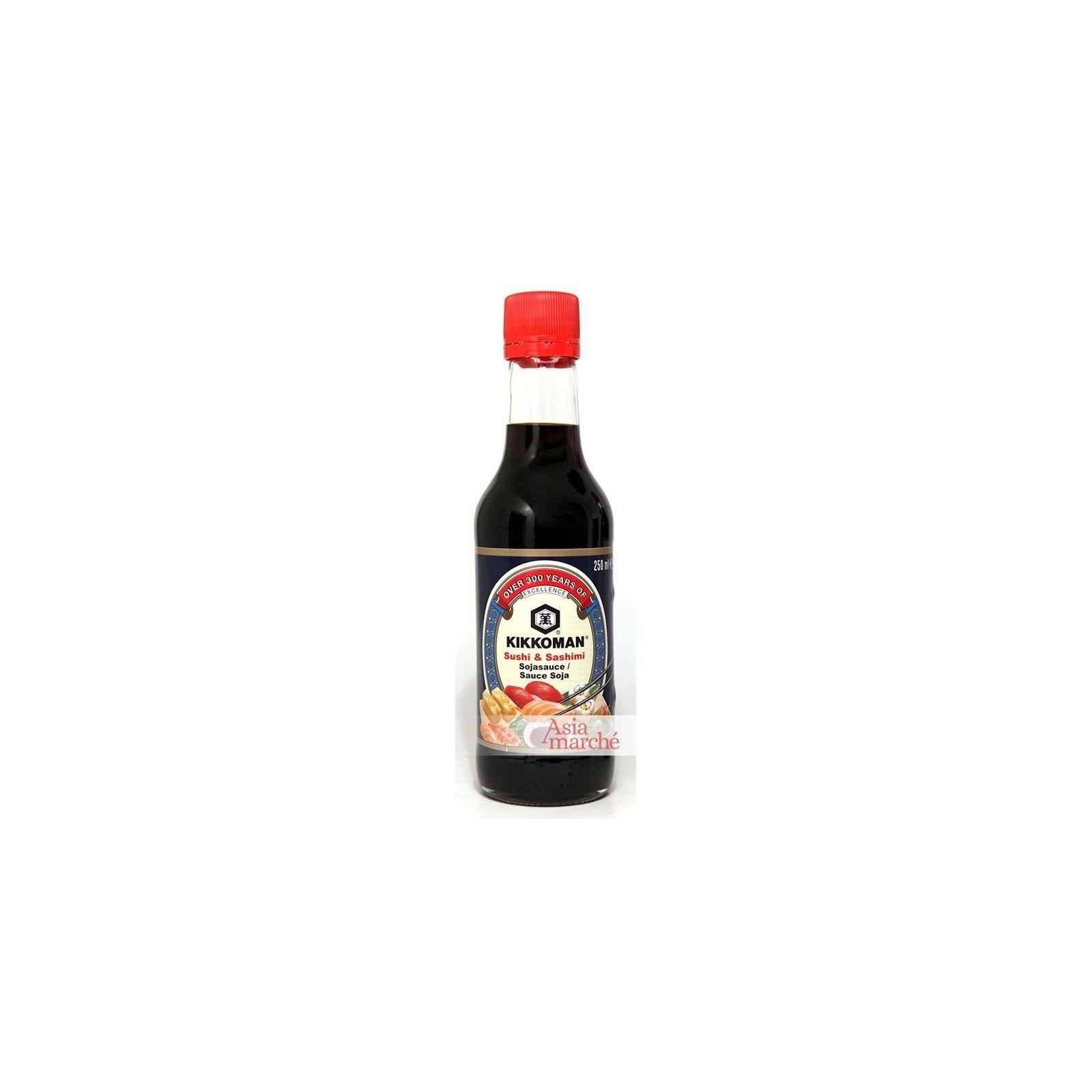 Asia Marché Sauce soja spéciale Sushi / Sashimi Kikkoman 250ml