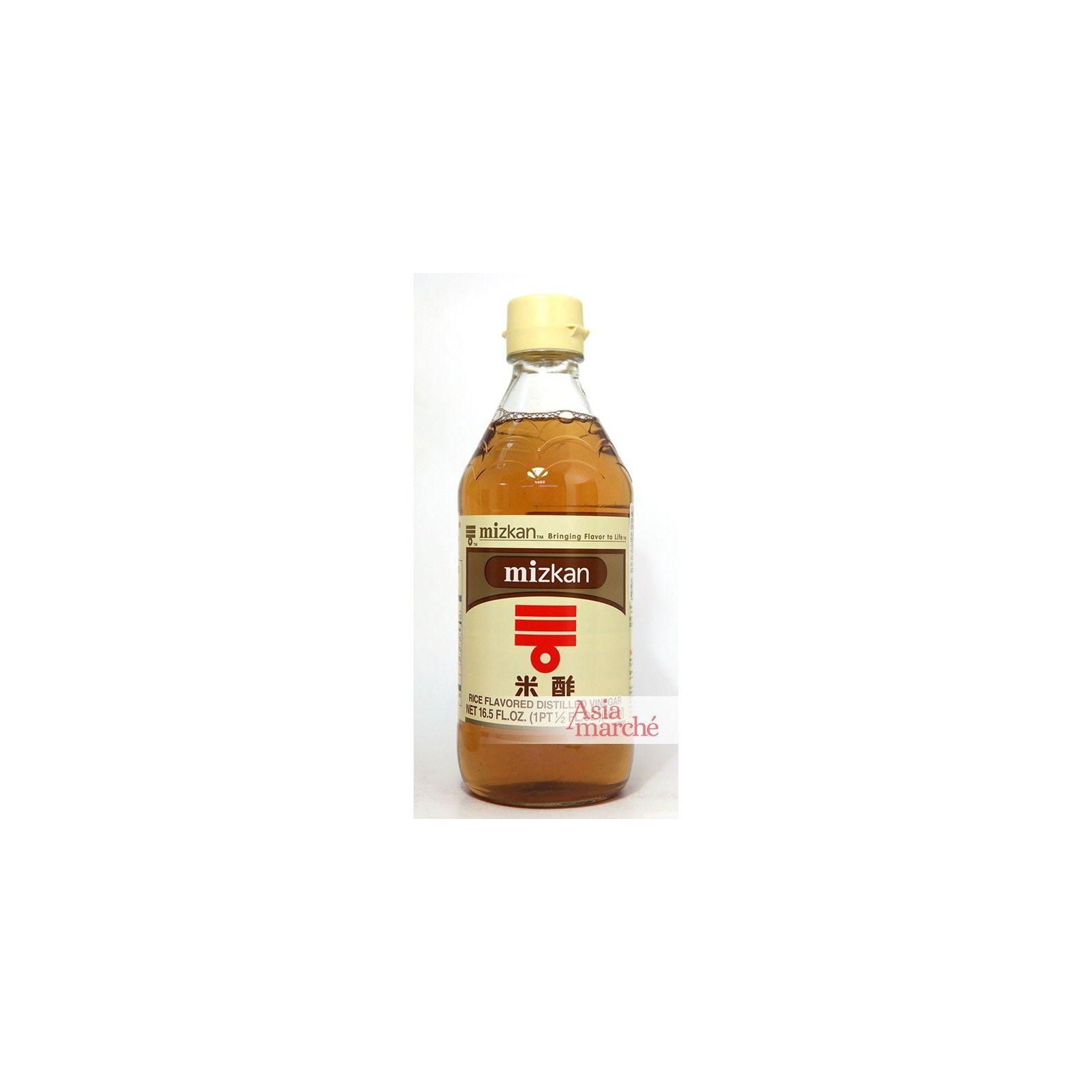 Asia Marché Vinaigre pour Sushis Japonais Mizkan 500ml
