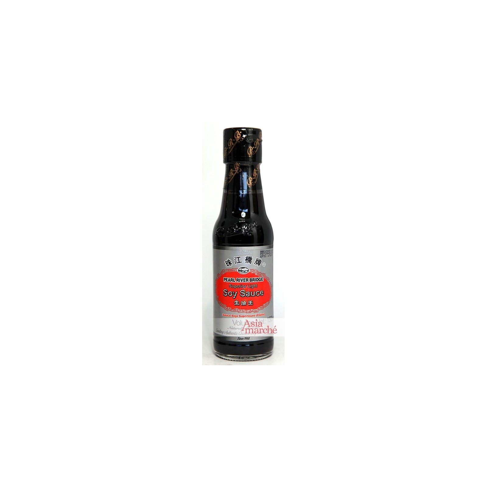 Asia Marché Sauce soja claire PRB 150ml