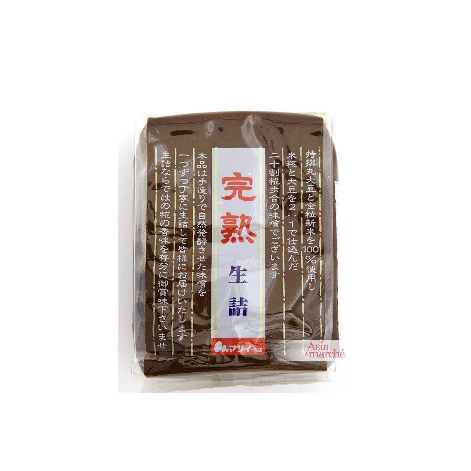 Asia Marché Miso brun inaka 1kg