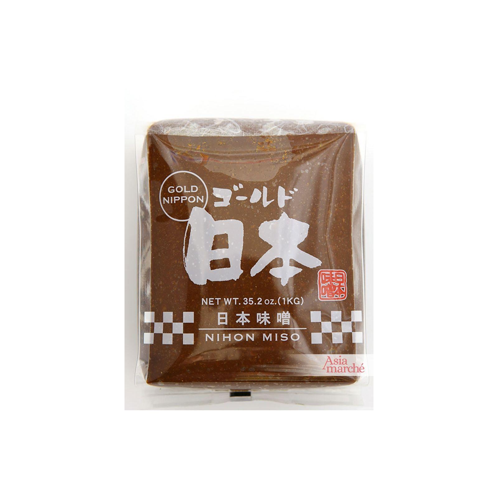 Asia Marché Miso rouge 1kg Nihon