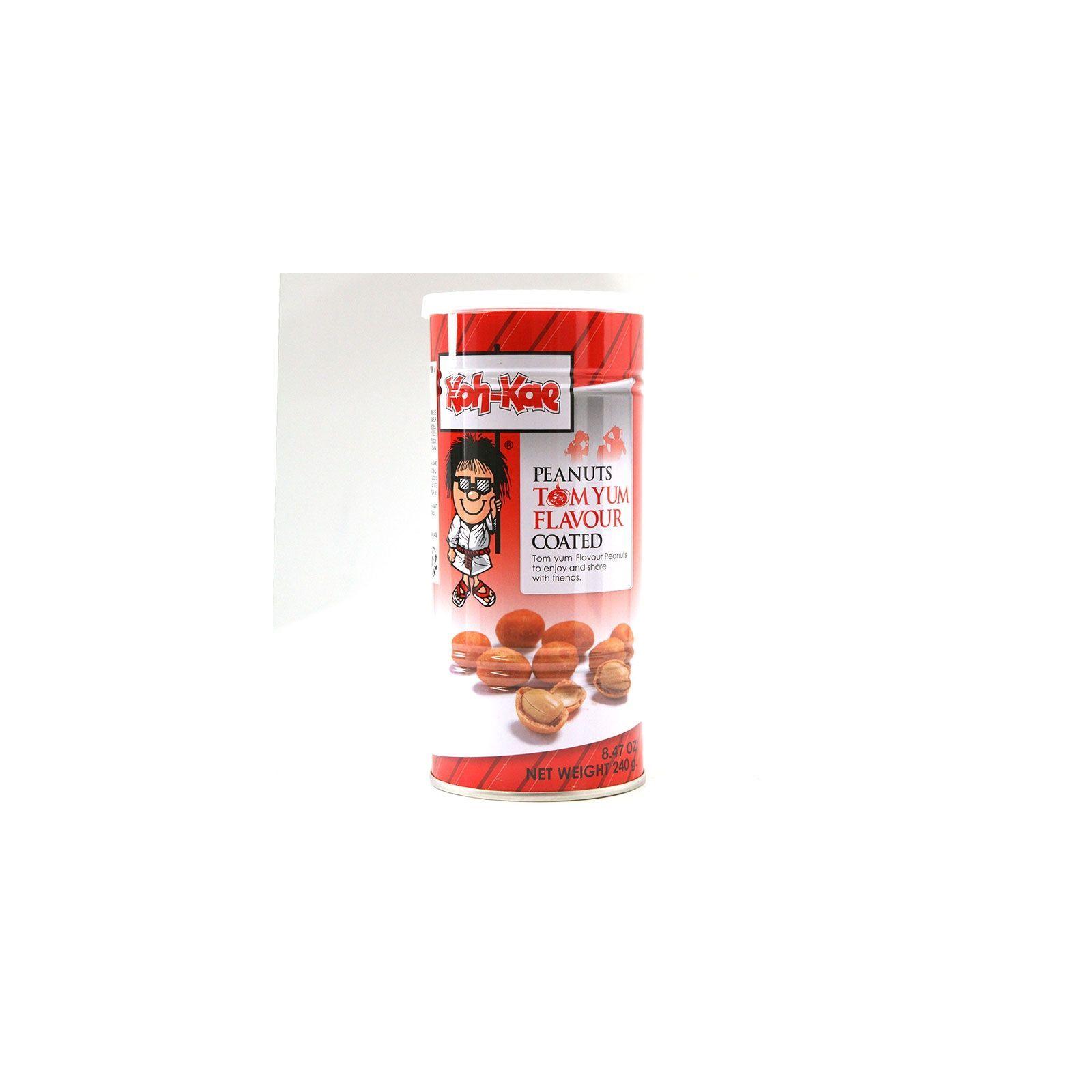 Asia Marché Cacahuètes saveur tomyum 230g Koh Kae
