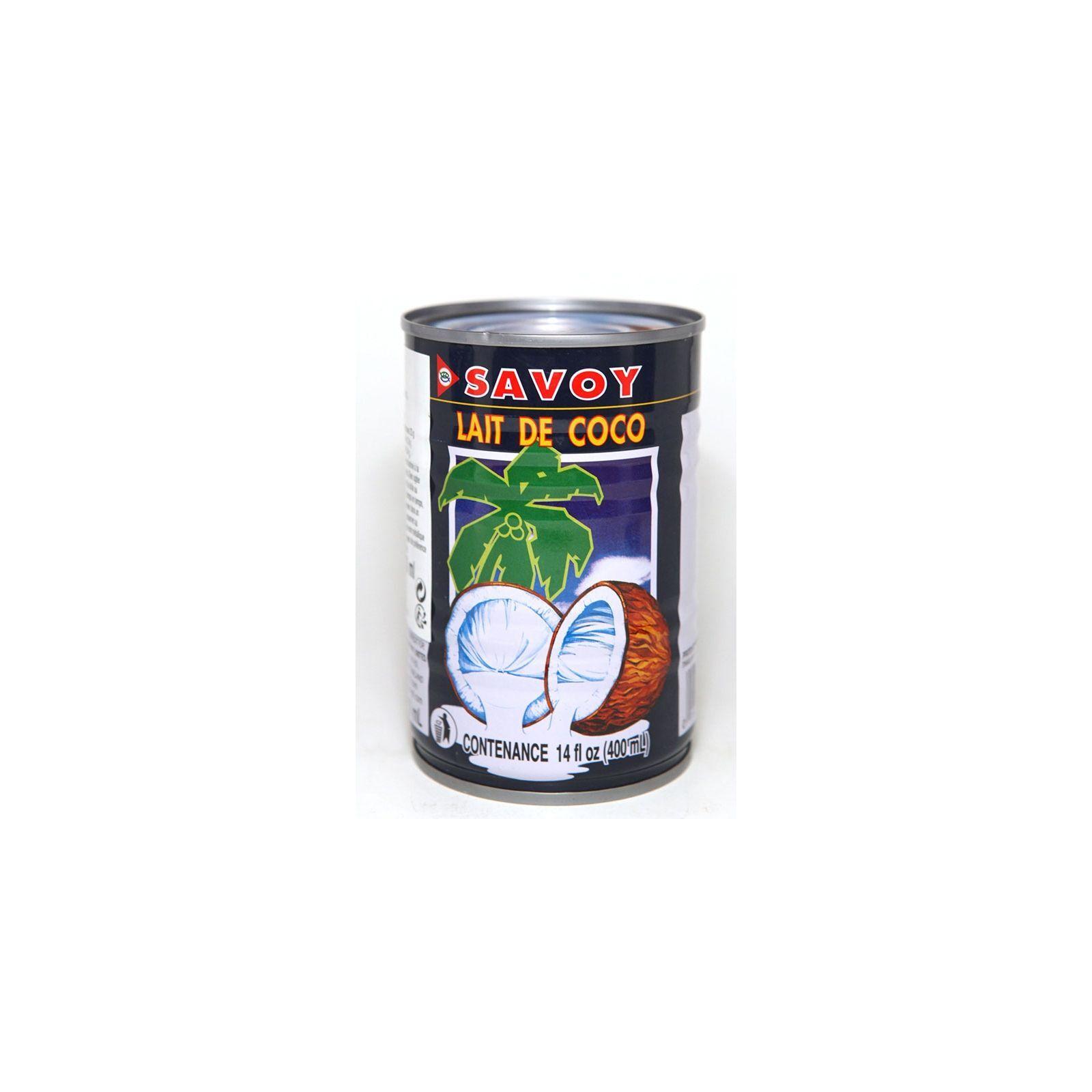 Asia Marché Crème de coco 400ml Savoy