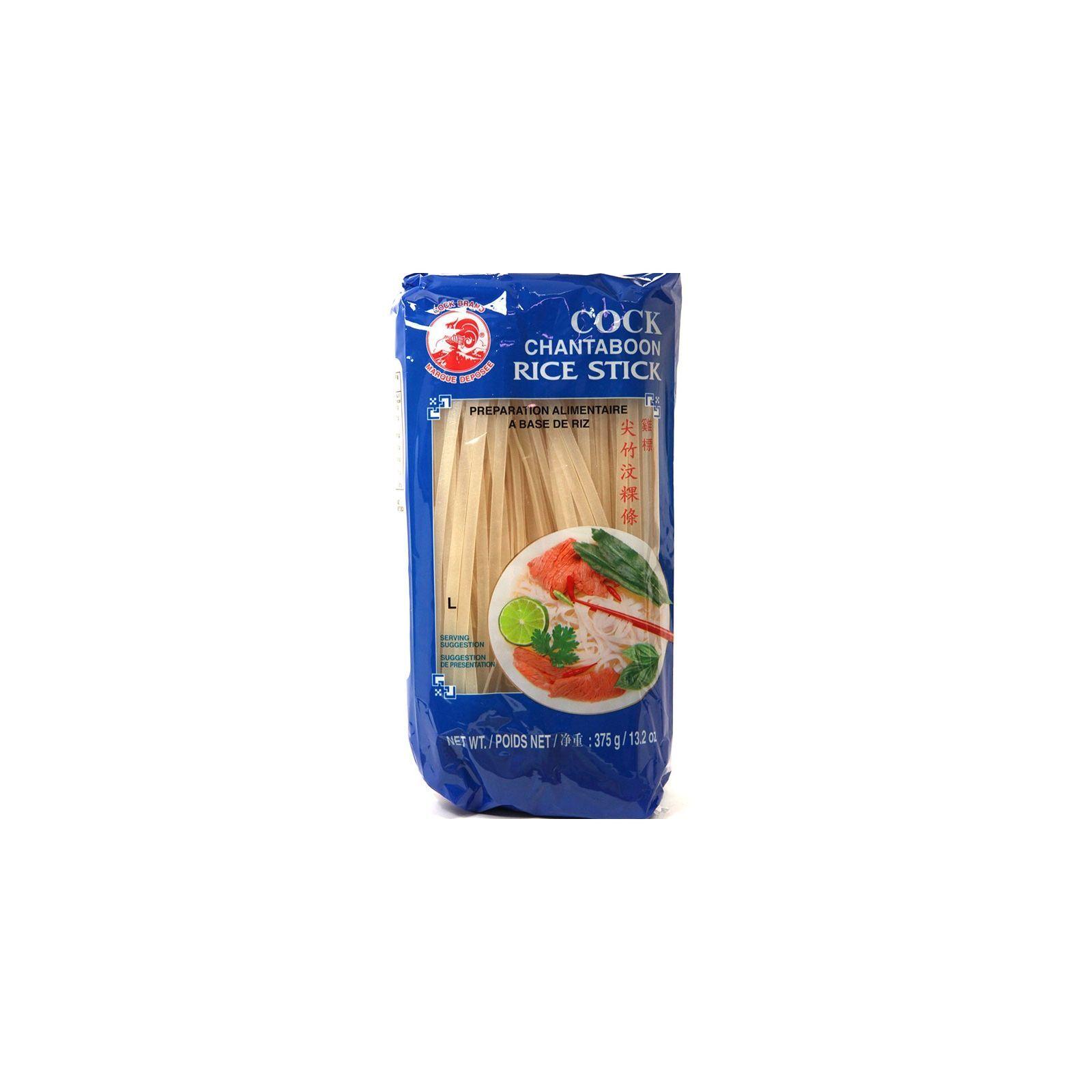 Asia Marché Pâte de riz Chantaboon 375g 3 mm