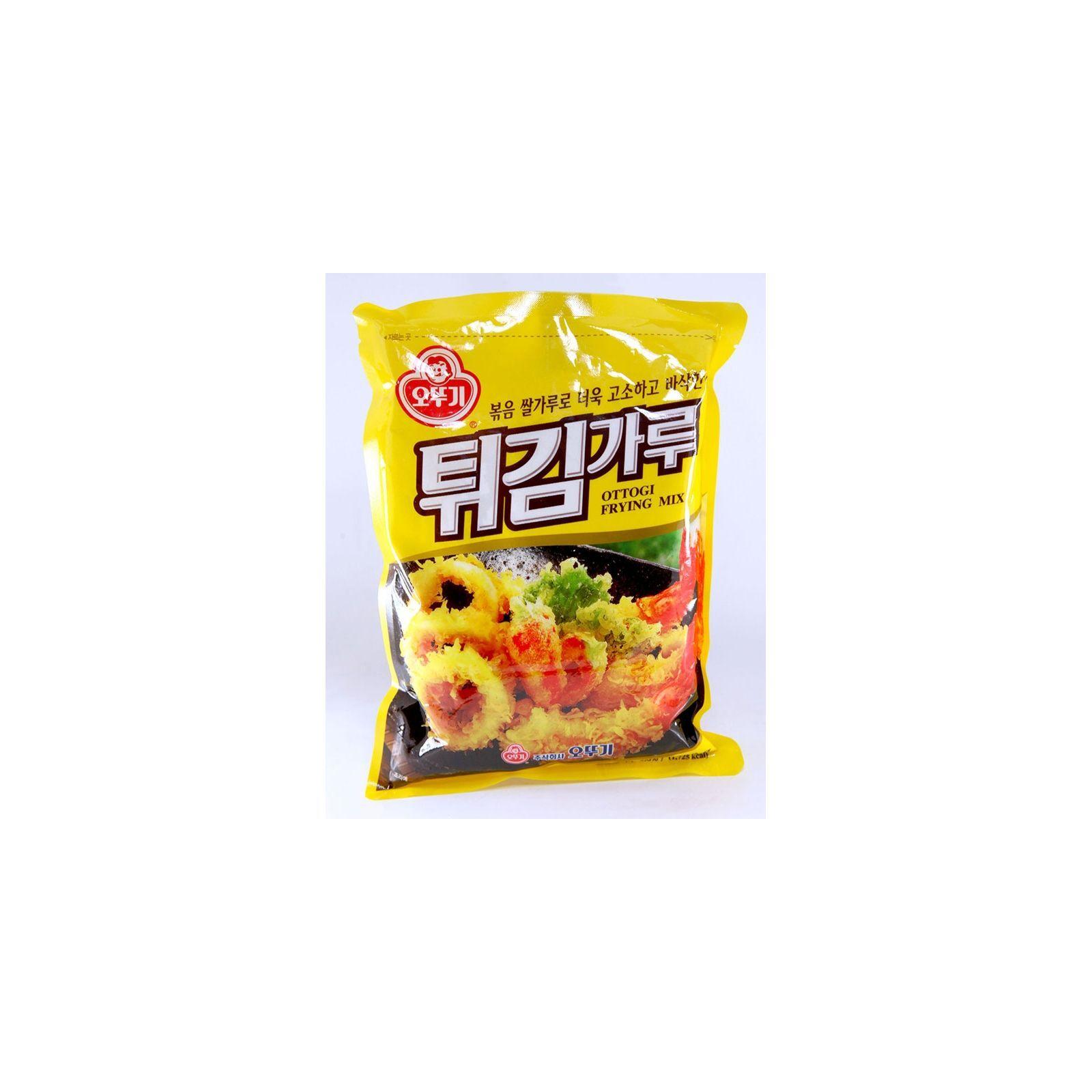 Asia Marché Farine pour Tempuras Coréens 500g Ottogi
