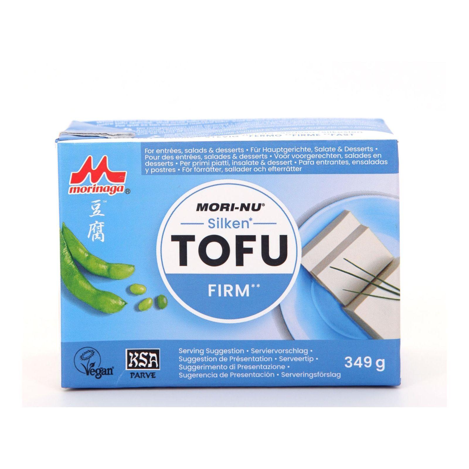 Asia Marché Tofu Japonais ferme 349g