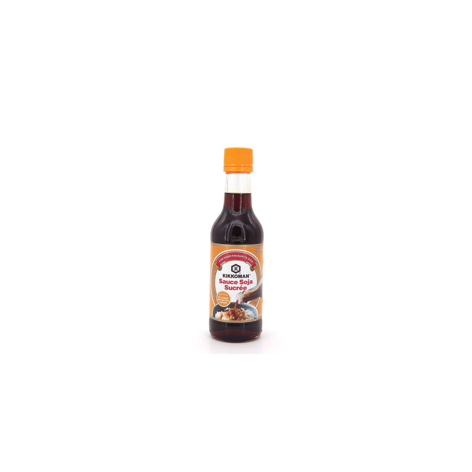 Asia Marché Sauce soja sucrée Kikkoman 250ml