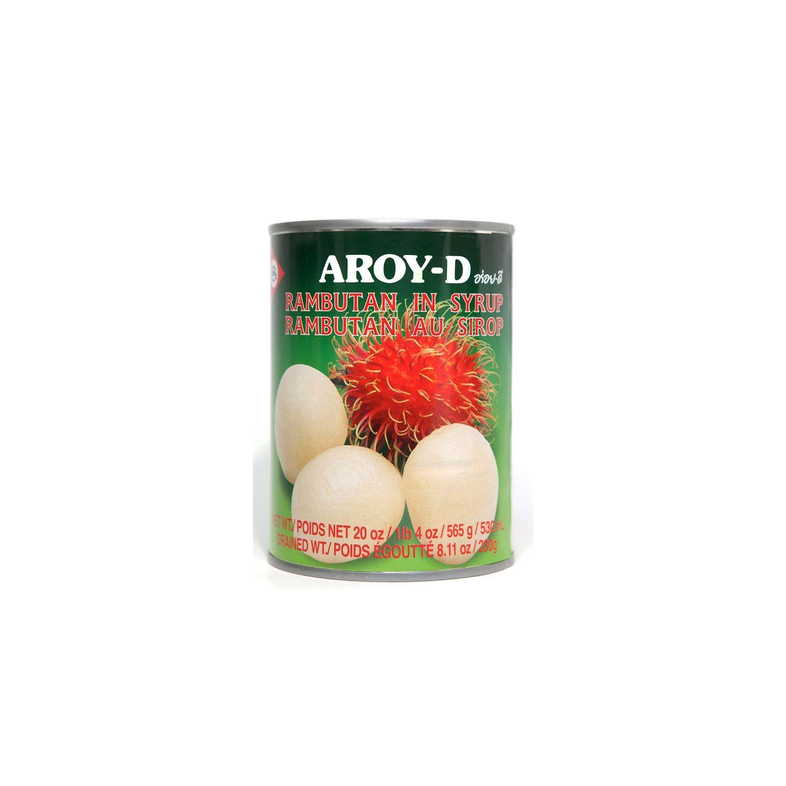 Asia Marché Rambutan au sirop 565g Aroy-D
