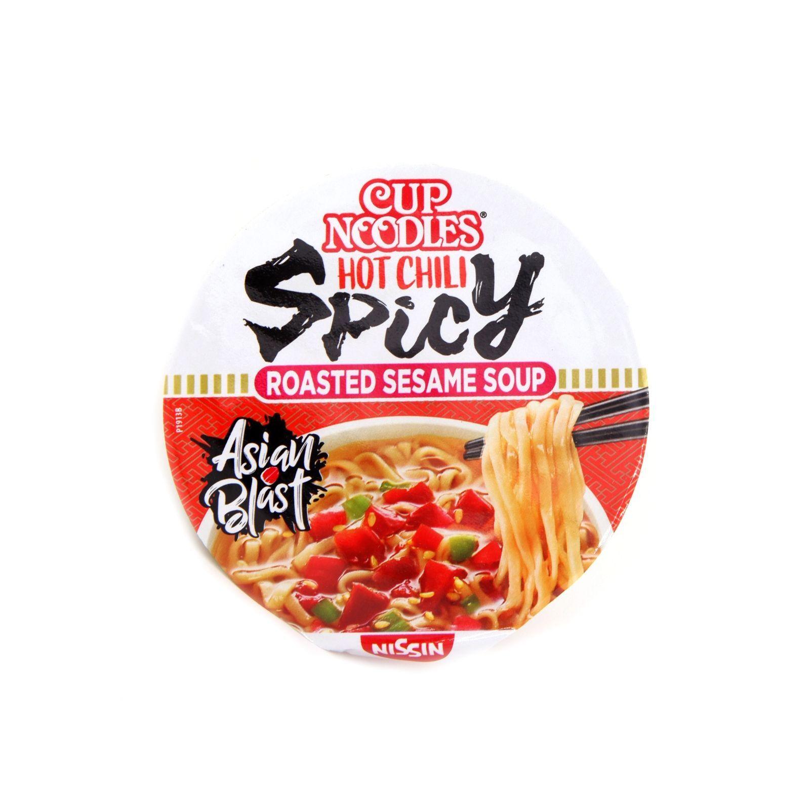 Asia Marché Soupe de nouilles épicée au sésame 63g Cup Noodle