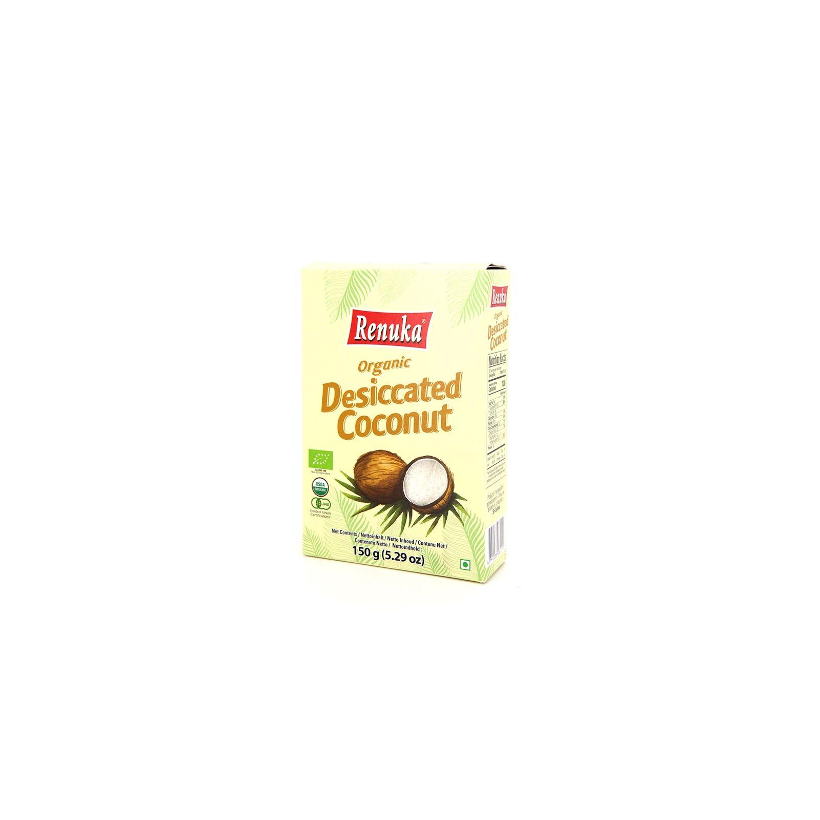 Asia Marché Noix de coco râpée BIO 150g Renuka