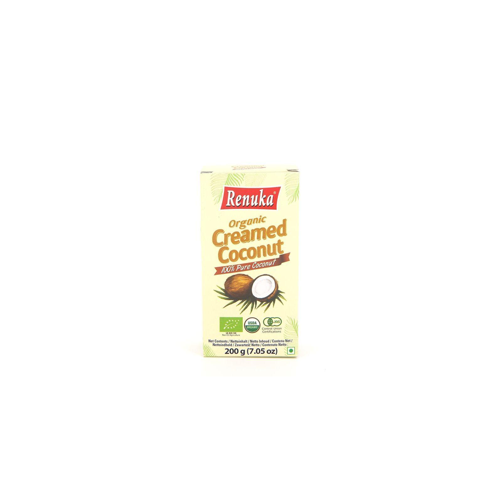 Asia Marché Crème de coco BIO 200ml Renuka