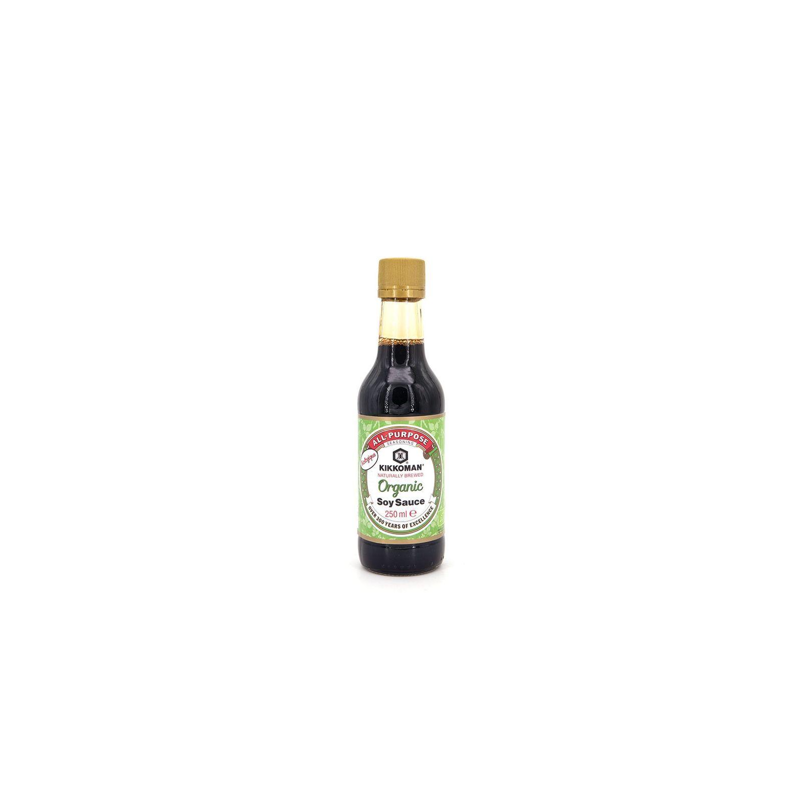Asia Marché Sauce soja Japonaise BIO 250ml Kikkoman