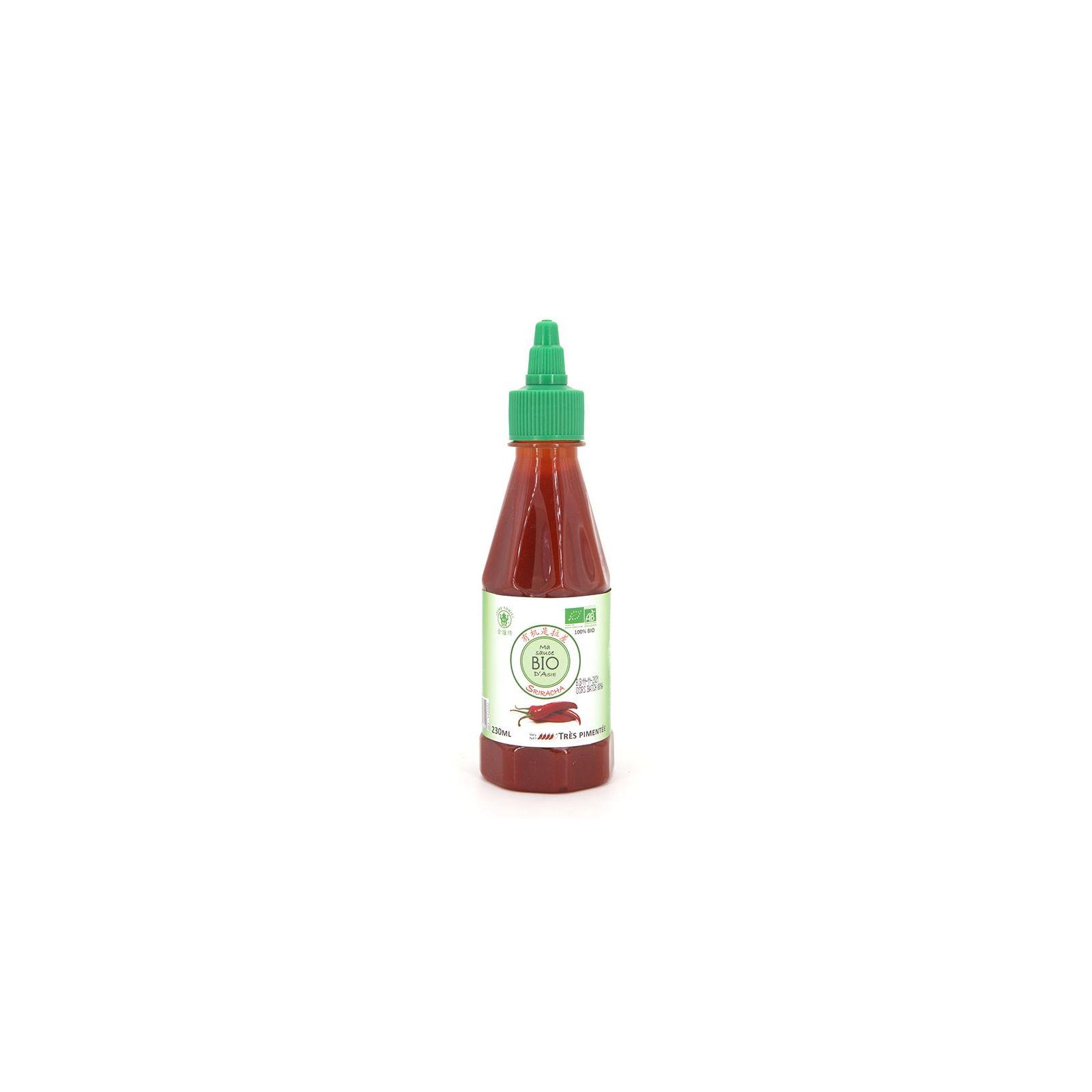 Asia Marché Sauce piments Sriracha BIO 230ml