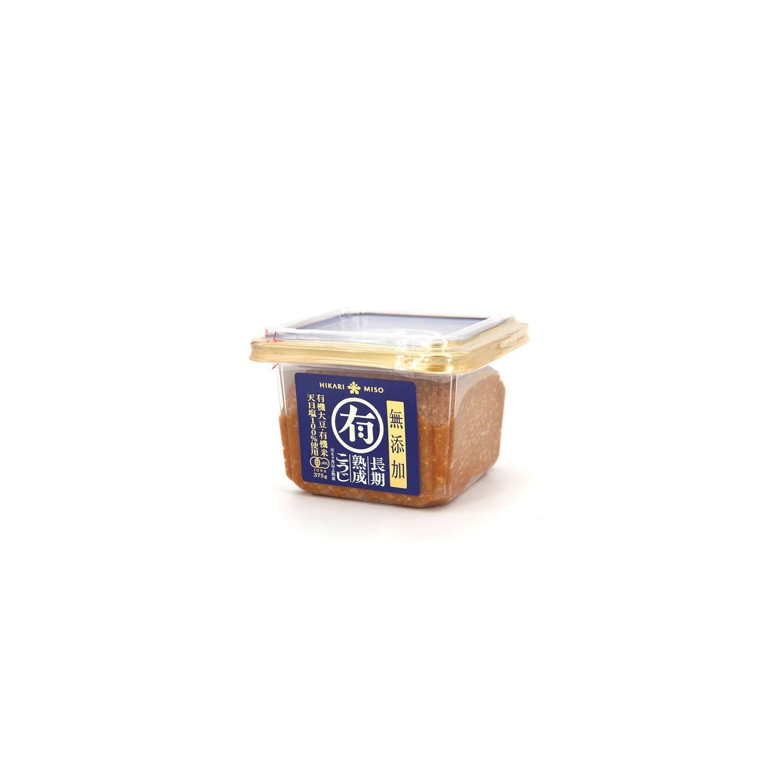 Asia Marché Miso blanc Japonais BIO 375g Hikari maru-yu