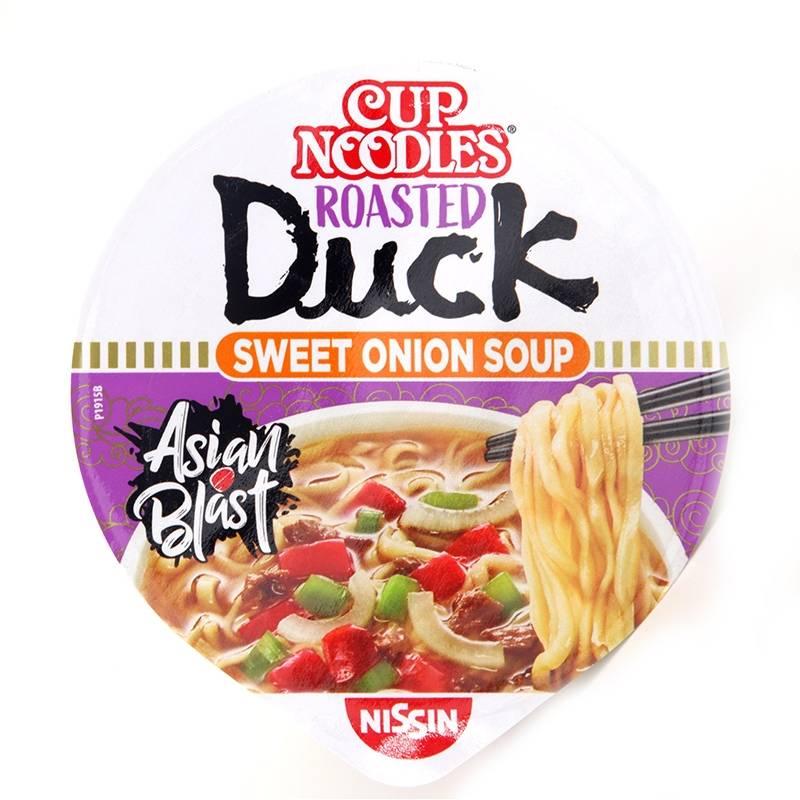 Asia Marché Soupe de nouilles au canard 63g Cup Noodle